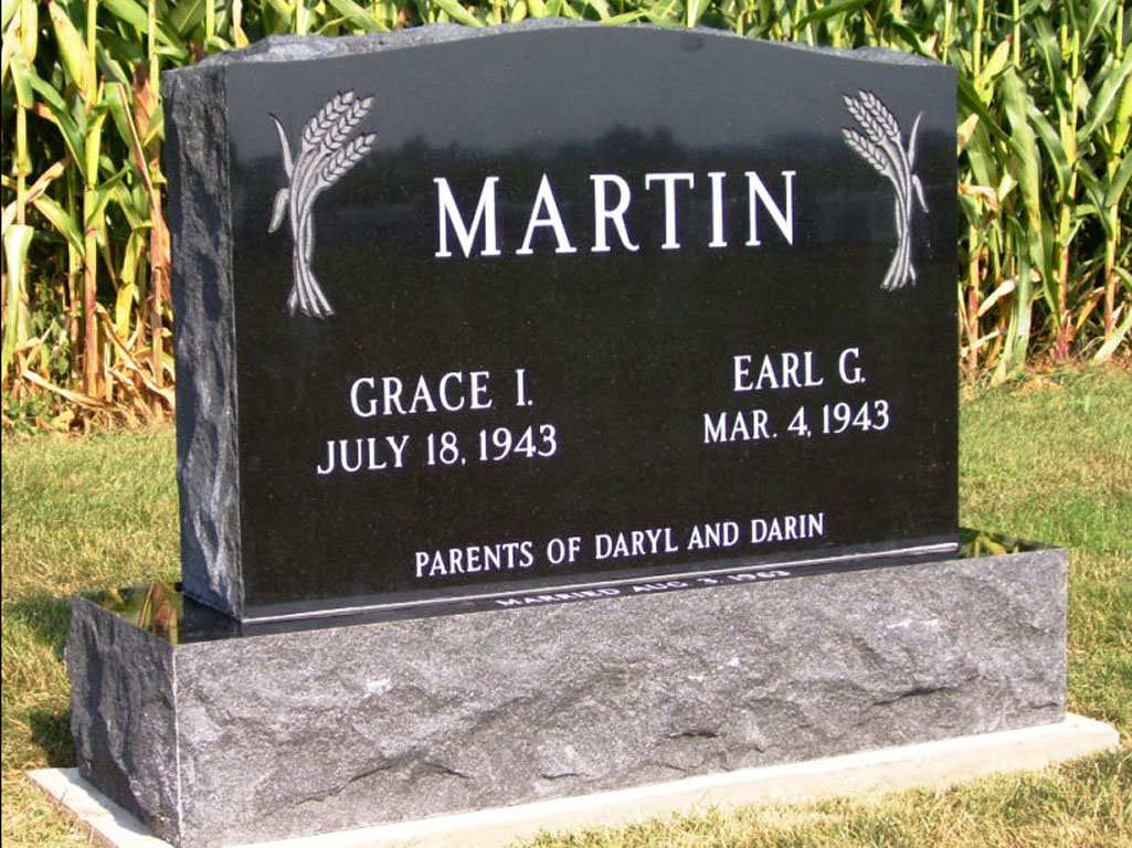 Martin Black upright 2008