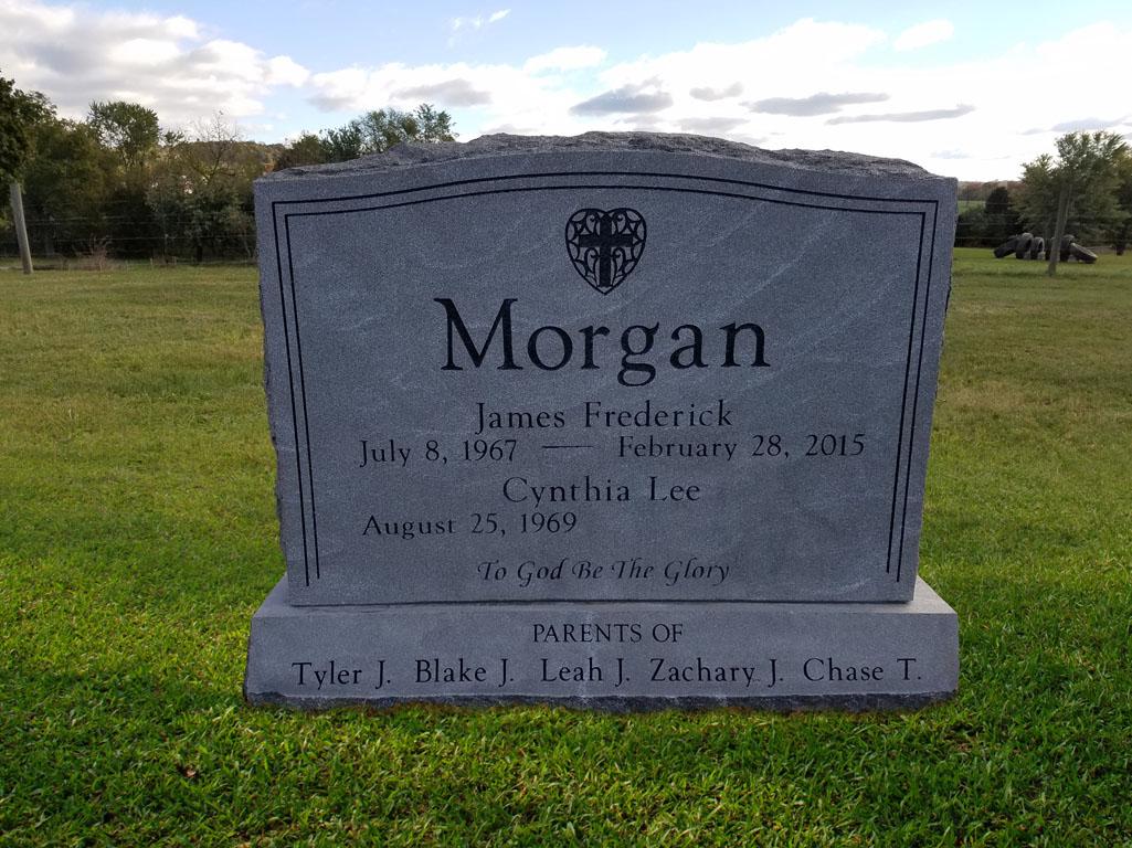 Morgan custom upright