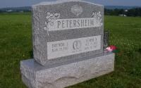 Petersheim Upright 2008