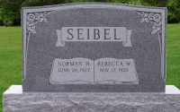 Seibel Upright 2008