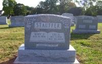 Stauffer Upright